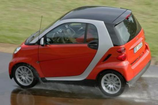 Image of Smart Fortwo Coupe 1.0