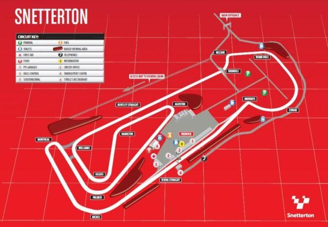 Image of Snetterton 300