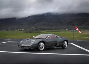 Photo of Spyker C12 Zagato