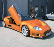 Picture of Spyker C8 Spyder T