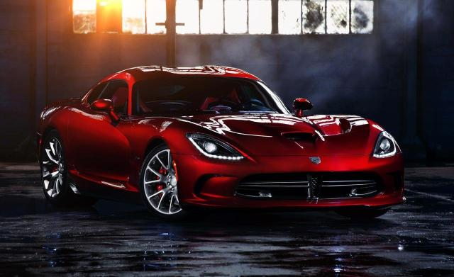 Image of SRT Viper GTS