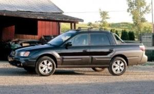 Photo of Subaru Baja turbo