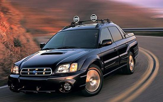 Image of Subaru Baja turbo