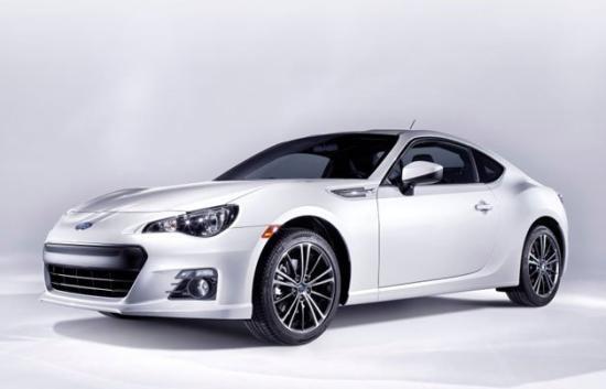 Image of Subaru BRZ
