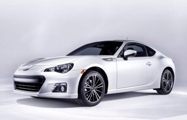 Image of Subaru BRZ