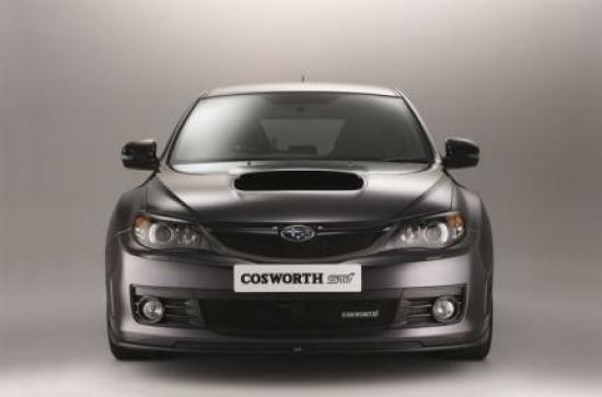 Image of Subaru Cosworth Impreza CS400