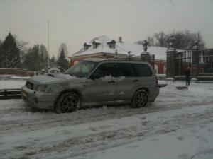 Photo of Subaru Forester 2.5 XT Mk II