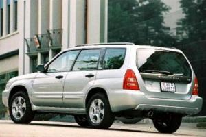 Picture of Subaru Forester 2.5 XT (Mk II)