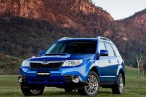 Picture of Subaru Forester S-Edition