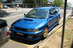 Picture of Subaru Impreza 22B STI Version