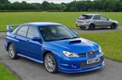 Image of Subaru Impreza GB270