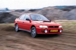 Photo of Subaru Impreza GT Turbo
