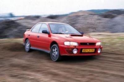 Image of Subaru Impreza GT Turbo