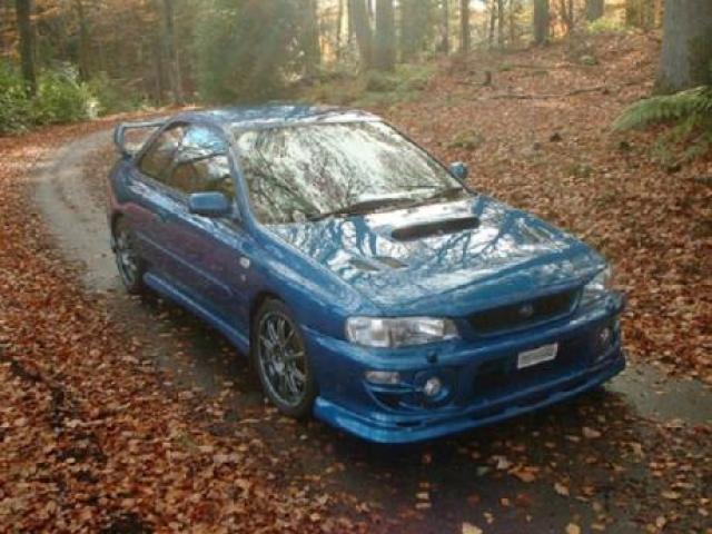 Image of Subaru Impreza P1