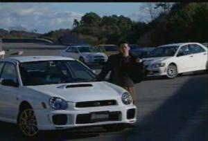 Photo of Subaru Impreza RA SPEC C