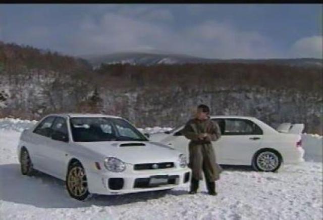 Image of Subaru Impreza RA SPEC C