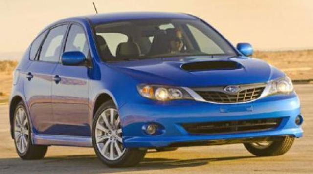 Image of Subaru Impreza S-GT