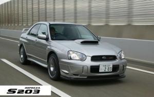 Photo of Subaru Impreza S203