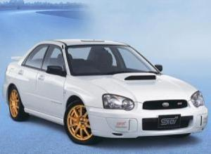 Photo of Subaru Impreza STI Spec C Mk II