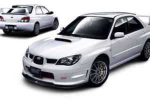 Picture of Subaru Impreza STI Spec C