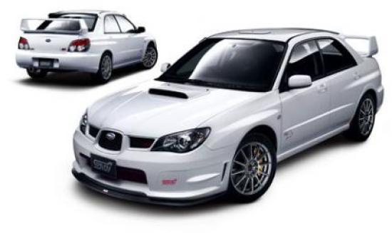 Image of Subaru Impreza STI Spec C