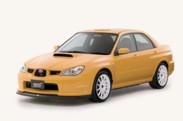 Image of Subaru Impreza STI Type RA-R