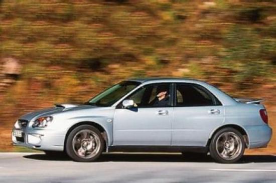 Image of Subaru Impreza WRX 2.0