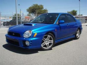 Photo of Subaru Impreza WRX