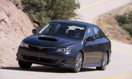 Image of Subaru Impreza WRX