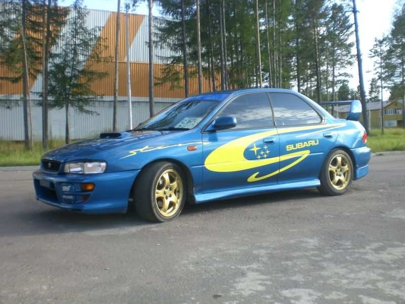 Subaru Impreza WRX STI 20 Laptimes Specs Performance Data