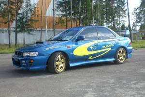 Picture of Subaru Impreza WRX STI 2.0