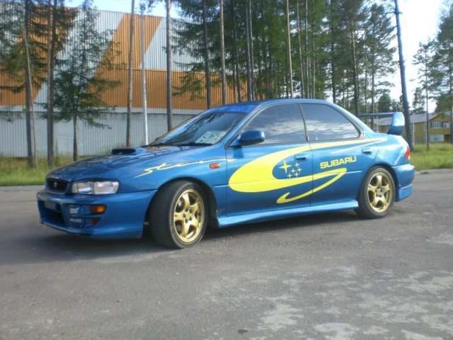 Image of Subaru Impreza WRX STI 2.0
