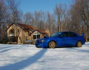 Photo of Subaru Impreza WRX STi