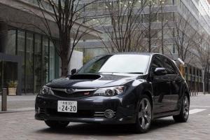 Picture of Subaru Impreza WRX STI A-Line