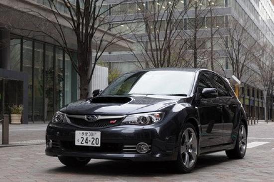 Image of Subaru Impreza WRX STI A-Line