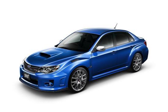 Image of Subaru Impreza WRX STI S206
