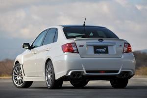 Photo of Subaru Impreza WRX STI tS