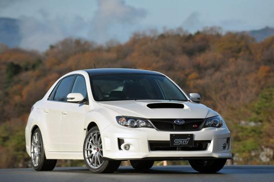 Image of Subaru Impreza WRX STI tS