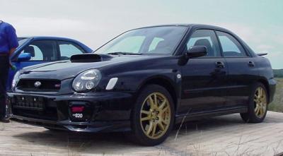Image of Subaru Impreza WRX STi