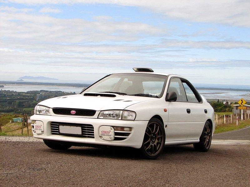 Subaru Impreza Wrx Sti Version Iii Type-ra Laptimes  Specs  Performance Data