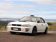 Image of Subaru Impreza WRX STi Version III Type-RA