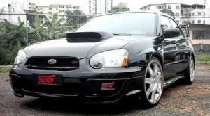 Photo of Subaru Impreza WRX STI WR1