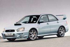 Picture of Subaru Impreza WRX STI WR1