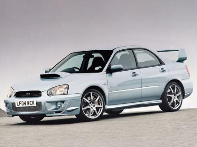 Subaru Impreza WRX STI WR1 laptimes, specs, performance data