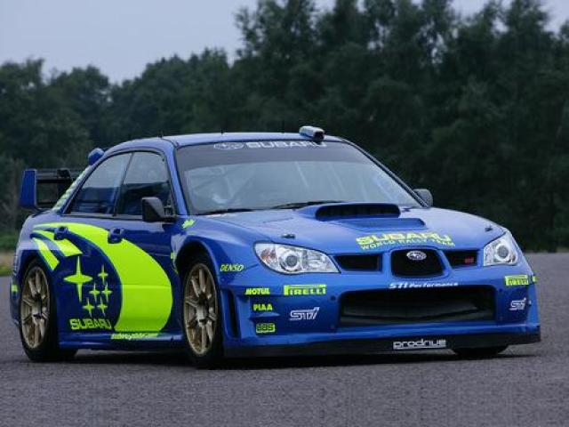 Subaru Impreza Wrx Sti Laptimes Specs Performance Data