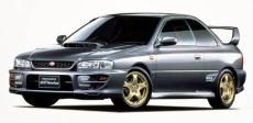 Subaru Impreza WRX Type-RA STi Version V