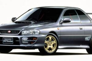 Picture of Subaru Impreza WRX Type-RA STi Version V