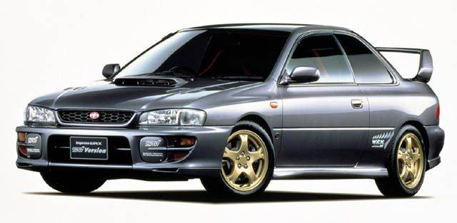 Image of Subaru Impreza WRX Type-RA STi Version V