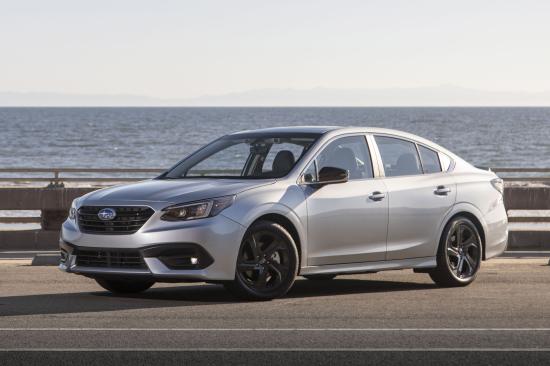 Image of Subaru Legacy 2.4