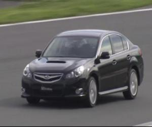 Picture of Subaru Legacy 2.5 GT S Package